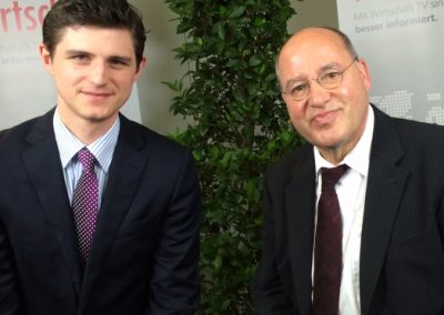 Gregor Gysi & Julien Backhaus