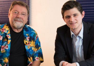 Jürgen von der Lippe & Julien Backhaus